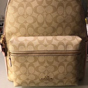 Brand new never used Coach Book bag